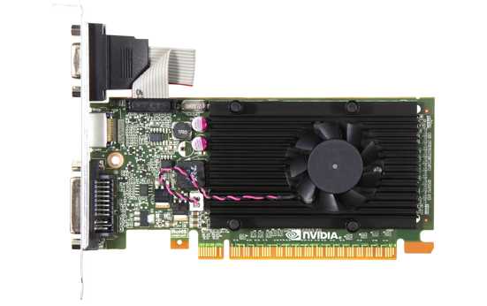 Видеокарта NVIDIA GeForce 510