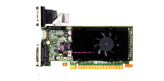 Видеокарта NVIDIA GeForce 605
