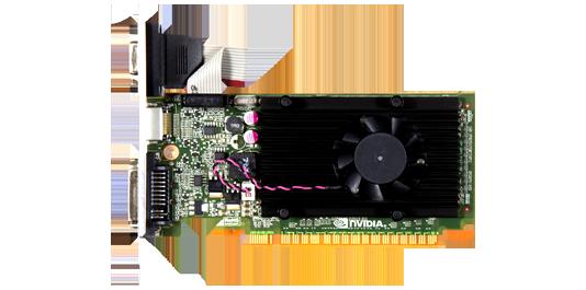 Видеокарта NVIDIA GeForce GT 620