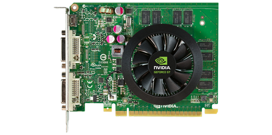 Видеокарта nVidia GeForce GT 640