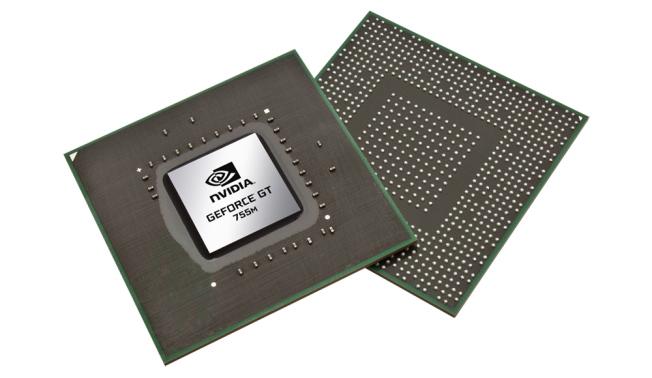 Видеокарта для ноутбука NVIDIA GeForce GTX 755M