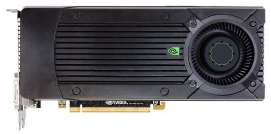 Видеокарта NVIDIA GeForce GTX 650 Ti BOOST