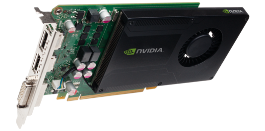 Видеокарта NVIDIA GeForce GTX 645