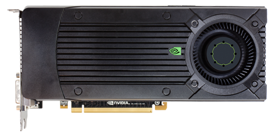 Видеокарта NVIDIA GeForce GTX 660