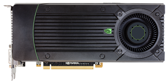 Видеокарта NVIDIA GeForce GTX 670