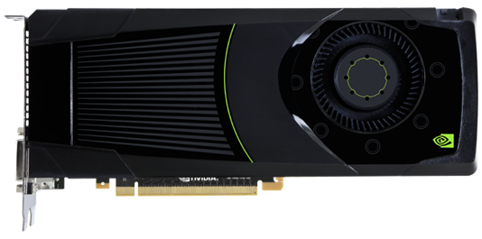 Видеокарта NVIDIA GeForce GTX 680