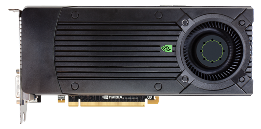 Видеокарта nVidia GeForce GTX 760