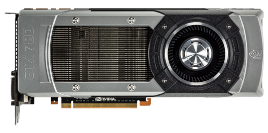 Видеокарта GeForce GTX 780
