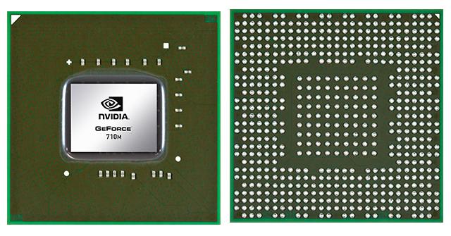 Видеокарта для ноутбука NVIDIA GeForce GTX 710M