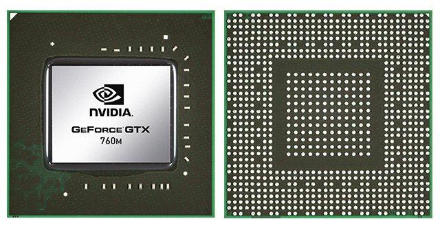 nVidia GeForce GTX 760M