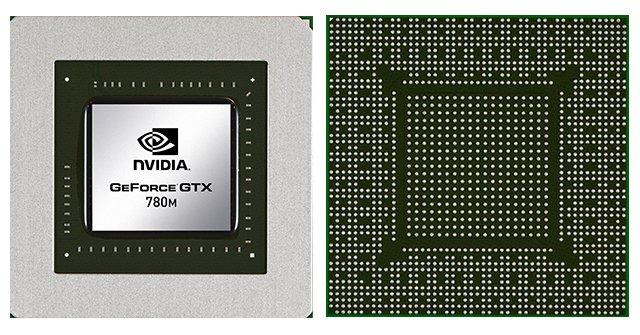 Видеокарта для ноутбука nVidia GeForce GTX 780M