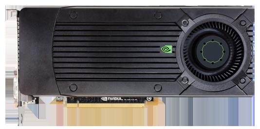 Видеокарта NVIDIA GeForce GTX 650 Ti BOOST