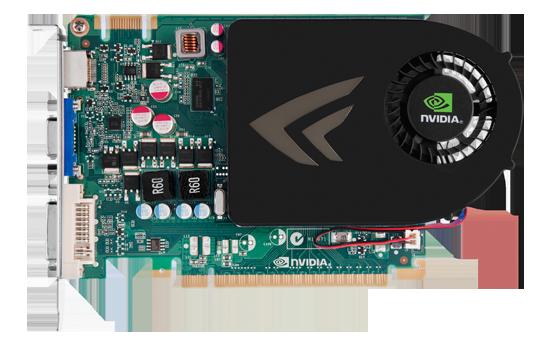 nVidia GeForce GT 545 (OEM) DDR3