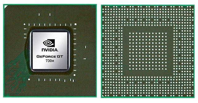 Видеокарта для ноутбука nVidia GeForce GT 730M