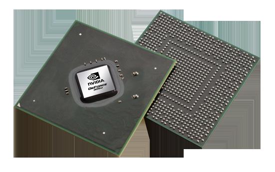 Видеокарта для ноутбука nVidia GeForce 305M