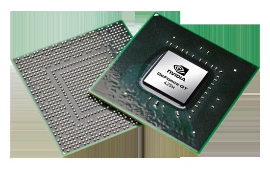 Видеокарта для ноутбука nVidia GeForce GT 425M