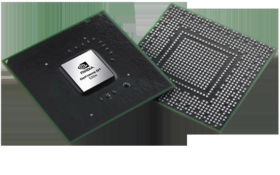 Видеокарта для ноутбука nVidia GeForce GT 520M