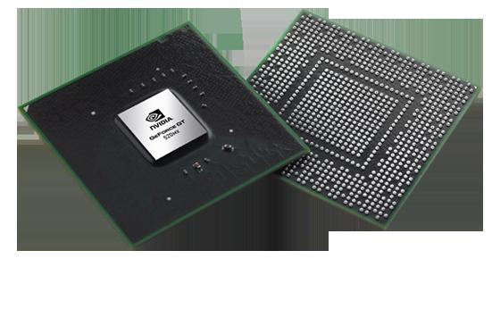 Видеокарта для ноутбука nVidia GeForce GT 520MX