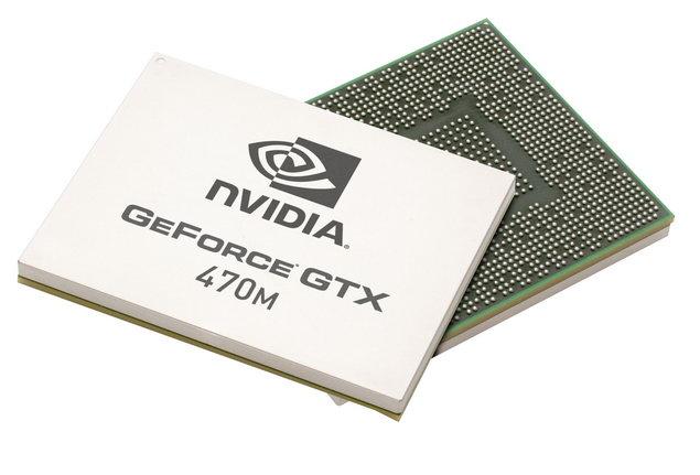 Видеокарта для ноутбука nVidia GeForce GTX 470M