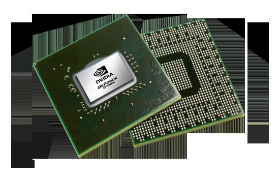Видеокарта для ноутбука nVidia GeForce G102M