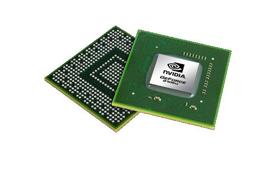 Видеокарта для ноутбука nVidia GeForce G105M
