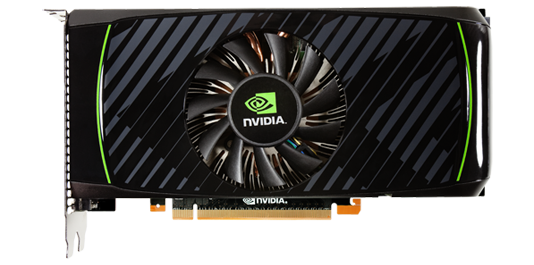 NVIDIA GeForce GTX 555