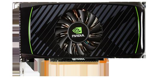 NVIDIA GeForce GTX 555
