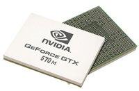 Видеокарта для ноутбука nVidia GeForce GTX 570M