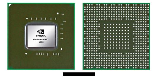 Видеокарта для ноутбука NVIDIA GeForce GT 620M