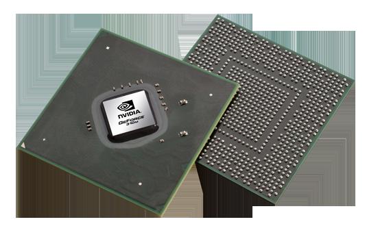 Видеокарта для ноутбука NVIDIA GeForce 310M
