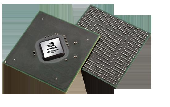 Видеокарта для ноутбука nVidia GeForce 315M