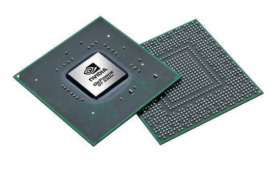 Видеокарта для ноутбука NVIDIA GeForce GT 330M