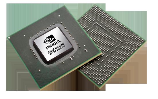 Видеокарта для ноутбука nVidia GeForce GTS 360M