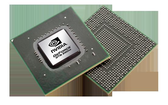 Видеокарта для ноутбука nVidia GeForce GTS 250M