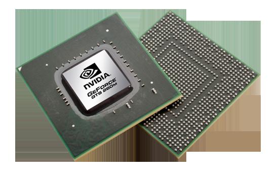 Видеокарта для ноутбука nVidia GeForce GTS 260M