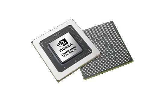 Видеокарта для ноутбука nVidia GeForce GTX 260M