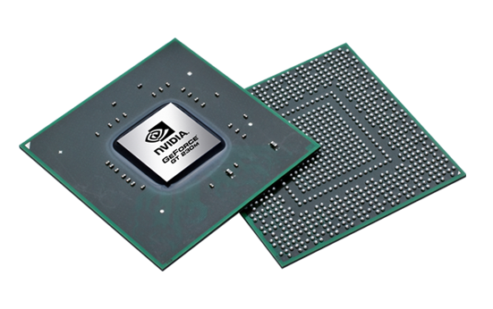 Видеокарта для ноутбука NVIDIA GeForce GT 230M