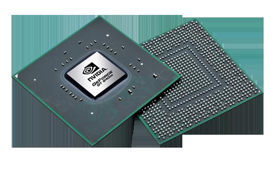 Видеокарта для ноутбука nVidia GeForce GT 240M