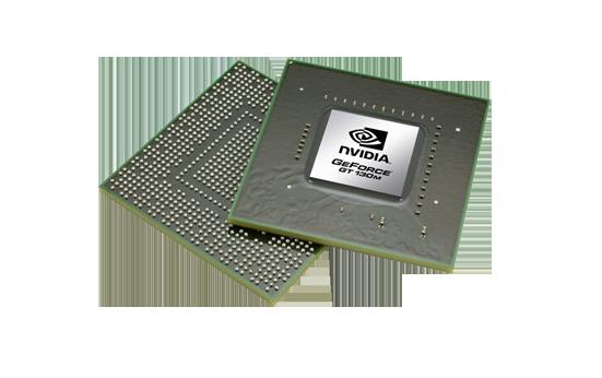 Видеокарта для ноутбука nVidia GeForce GT 130M