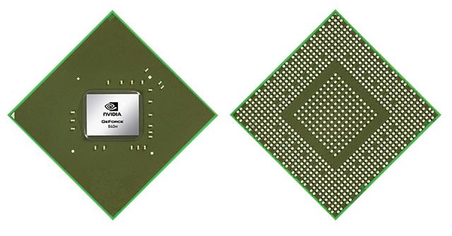 Видеокарта для ноутбука nVidia GeForce GT 840M