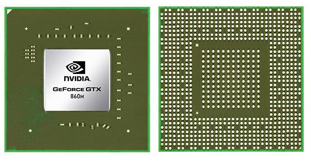 Видеокарта для ноутбука NVIDIA GeForce GTX 860M