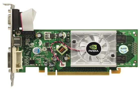 Видеокарта nVidia GeForce 8400 GS