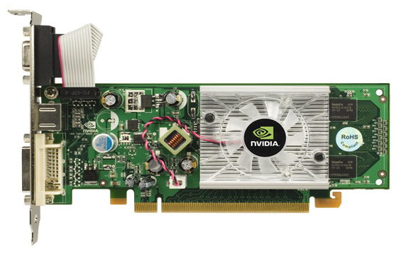 Видеокарта NVIDIA GeForce 8400 GS rev.2