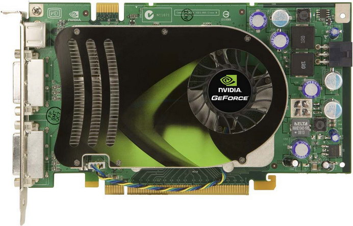 Видеокарта nVidia GeForce 8600 GTS