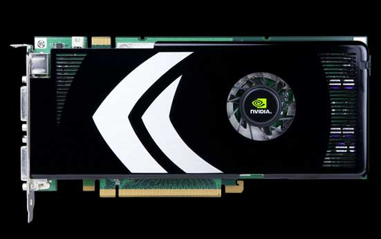Видеокарта nVidia GeForce 8800 GT