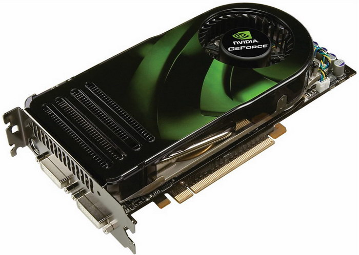 Видеокарта nVidia GeForce 8800 GTS
