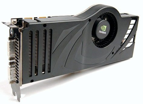 Видеокарта NVIDIA GeForce 8800 Ultra