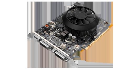 Видеокарта NVIDIA GeForce GT 740