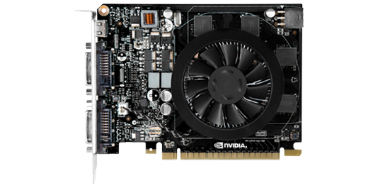 Видеокарта nVidia GeForce GT 740