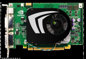 nVidia GeForce 9500 GT